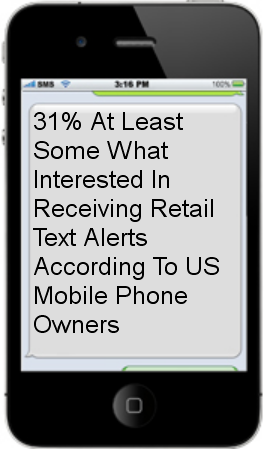mobile marketing SMS marketing retail mobile phone subscribers mobile websites eMarketer