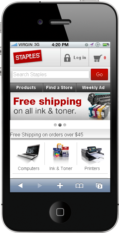 Mobile Web Gets Thumbs Up^ From Consumers | tribalstylemarketing