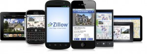 zillow mobile advertising mobile web adspace mobile app advertising